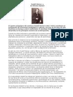 Rudolf Steiner y Su Metodo Waldorf