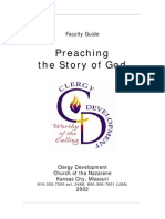 Preaching the Story of God Instructors Guide