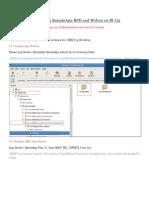 Deploying SampleApp RPD and Webcat on BI 11g