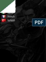 Language Selection Guide