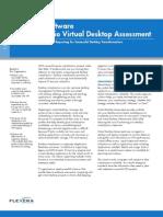 Virtual Desktop Assessment Datasheet