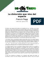 36255238 Flagg Francis La Distorcion Que Vino Del Espacio