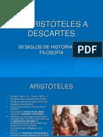 De Aristóteles a Descartes