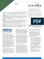 FlexNet Producer Suite Nokia Success Story