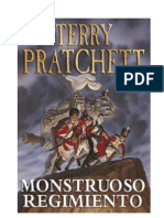 Mundodisco 31 Terry Pratchet -Monstruoso Regimiento