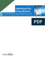 Optimize Software License Revenue Whitepaper