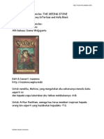 The Spiderwick Chronicles Buku 2 - Batu Penglihatan