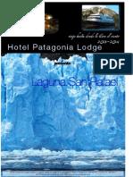 Hotel Patagonia Lodge Programa Laguna San Rafael
