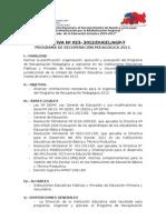 "DIRECTIVA N°023-2012/DUGEL/AGP-T ""PROGRAMA DE RECUPERACIÓN PEDAGÓGICA 2013"""