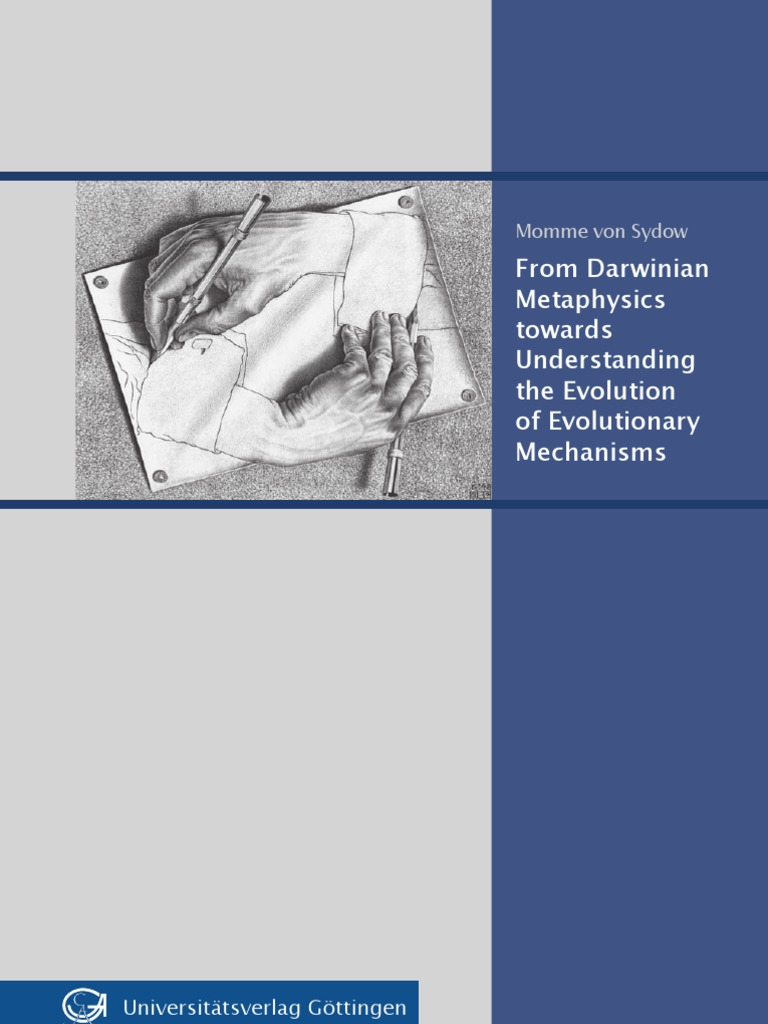 an analysis of darwinian determinism How darwinian reductionism genetic determinism does not require that genes consider the reductionist's general analysis of the defects in non.