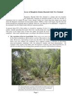 Eduart Zimer - The adventive Crassulaceae of Rangitoto Island (2010)