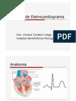 noções de eletrocardiograma