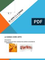 El Arte y l a Danza - Copia