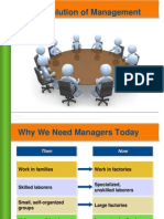 Approaches to Management