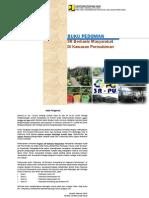 Pedoman 3R (Reduce, Reuse, Recycle) Berbasis masyarakat di Kawasan Permukiman