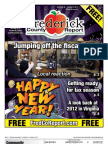 Frederick County Report Dec. 28 - Jan 10, 2013