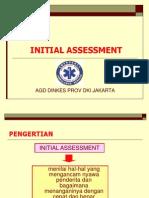 4.Initial Assessment