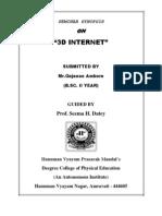 3d internet