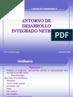 Java Entorno de Desarrollo Integrado Netbeans