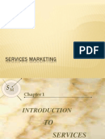 PPT on service marketing
