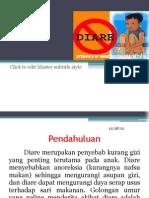 Penyakit Diare PPT