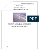 Sample Report - Project Appraisal