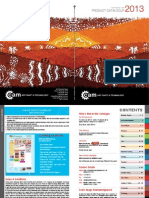 Camartech Products Cataloge 2013