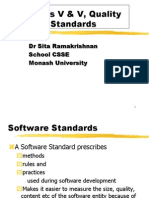Software Standards
