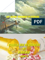 Clinical Use of Steroids