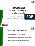 Practical Guide to ISO 9001 Implementation