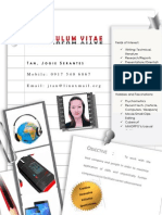JT Resume