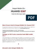 Guide Huawei E587