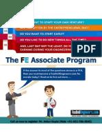 the fe associative program
