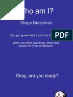 Shape Detectives