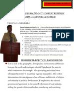 NAAVA NABAGESERA_HISTORICAL BACKGROUND OF THE GREAT REPUBLIC OF UGANDA