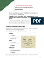 APUNTES PSICOLOGÍA DEL TRABAJO Y LAS ORGANIZACIONES