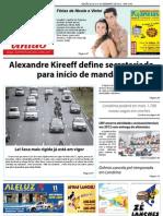 Jornal União - Edição de 26 à 31 de Dezembro de 2012