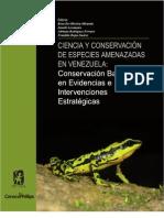 Conservación basada en evidencia