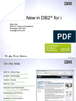 What's New in DB2 for i