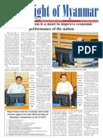 New Light of Myanmar (28 Dec 2012)