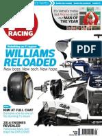 F1 Racing January 2013