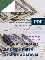 Nisha Management Ppt