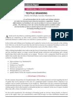 Textile Branding