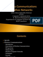 wirelesscommunicationadhocnetworks-100423023450-phpapp02