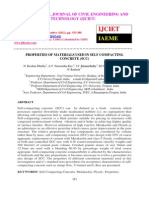Self consolidating concrete properties pdf