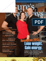 Nature's Pathways Jan 2013 Issue - Northeast  WI Edition