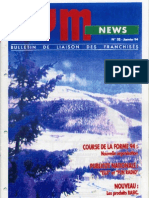 GYM NEWS N°32 Janvier 1994