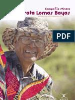 Reporte de Sustentabilidad Xstrata Lomas Bayas 2011