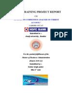 Vikash Kumar Hdfc Bank Fance