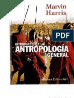 HARRIS Antropología general